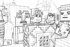 Minecraft Värityskuvat